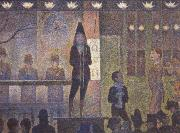 Georges Seurat The Cicus Parade oil painting picture wholesale
