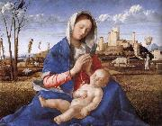 Giovanni Bellini Madonna pa indicated oil painting picture wholesale
