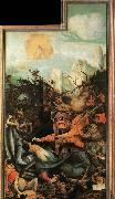Grunewald, Matthias The Temptation of St Antony oil painting picture wholesale