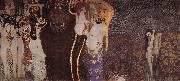 Gustav Klimt The Beethoven oil painting picture wholesale