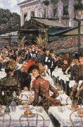 James Tissot The painters and their Waves oil painting picture wholesale