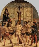 Luca Signorelli The Scourging of Christ oil painting picture wholesale