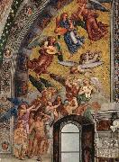 Luca Signorelli The Elect Being Called to Paradise oil painting picture wholesale
