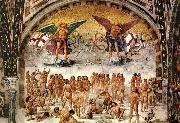 Luca Signorelli Resurrection of the Flesh oil painting picture wholesale