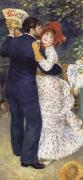 Pierre-Auguste Renoir Dance in the Country oil painting picture wholesale