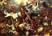 Pieter Bruegel The Fall of the Rebel Angels oil painting picture wholesale