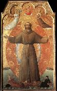 SASSETTA The Ecstasy of St Francis oil painting picture wholesale