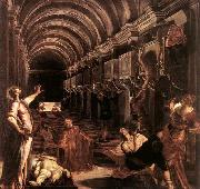 Tintoretto The Discovery of St Mark-s Body oil painting picture wholesale