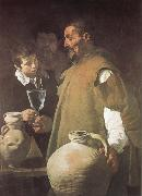 Velasquez The Water-seller of Seville oil painting picture wholesale