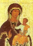 unknow artist The Mother of God Hodigitria oil painting picture wholesale