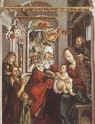 unknow artist Saint Anne with the Virgin and the Child oil painting picture wholesale