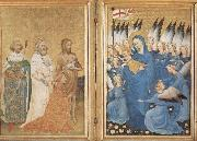 unknow artist The Wilton Diptych Laugely oil painting picture wholesale