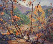 Anna Hills Sycamores,n.d. oil painting picture wholesale
