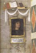 Bernardino Pinturicchio Self-Portrait oil painting