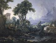 Francois Boucher Landscape oil painting picture wholesale