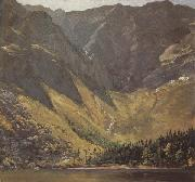 Frederic E.Church Great Basin,Mount Katahdin,Maine oil painting picture wholesale