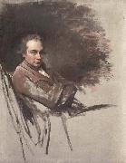 George Romney Self-Portrait oil painting artist