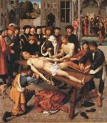 Gerard David The Flaying of the Corrupt Judge Sisamnes (mk45) oil painting picture wholesale