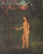 Henri Rousseau Eve oil painting picture wholesale