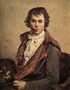 Jacques-Louis David Self-Portrait oil painting picture wholesale