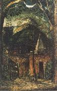 Samuel Palmer A Hilly Scene oil painting picture wholesale
