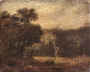 Samuel Palmer Sketch from Nature in Syon park oil painting picture wholesale