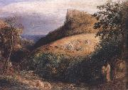 Samuel Palmer A Pastoral Scene oil painting picture wholesale