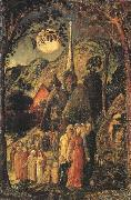 Samuel Palmer Coming from Evening Church oil painting artist