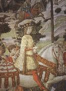 Sandro Botticelli Benozzo Gozzoli,Cavalcade of the Magi oil painting picture wholesale