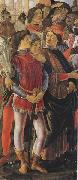 Sandro Botticelli Adoration of the Magi oil painting picture wholesale