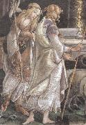 Sandro Botticelli Trials of Moses oil painting picture wholesale