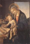 Sandro Botticelli Madonna and child or Madonna of the book oil painting picture wholesale