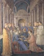 Sandro Botticelli Fra Angelico,Ordination of St Lawrence oil painting picture wholesale