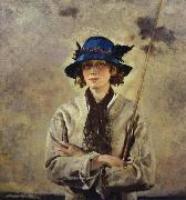 Sir William Orpen The Angler oil painting picture wholesale