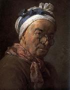 jean-Baptiste-Simeon Chardin Self-Portrait oil painting picture wholesale