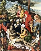 Albrecht Durer Lamentation for Christ oil painting picture wholesale