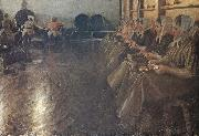 Anders Zorn tappningssalen oil painting picture wholesale