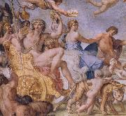 Annibale Carracci Triumph of Bacchus and Ariadne oil