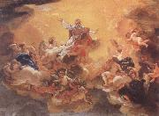 Baciccio The Apotheosis of  St Ignatius oil painting picture wholesale