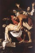 Caravaggio The entombment oil painting picture wholesale