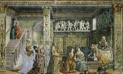 Domenico Ghirlandaio Our Lady of the birth of oil painting picture wholesale