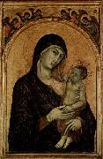 Duccio Madonna with Child. oil painting picture wholesale
