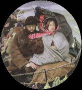 Ford Madox Brown the last of england oil painting picture wholesale