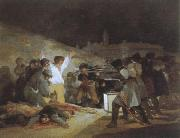 Francisco Goya the third of may 1808 oil painting picture wholesale