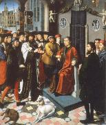 Gerard David the judgment of cambyses oil painting picture wholesale