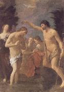 Guido Reni The Baptism of Christ oil painting picture wholesale
