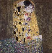 Gustav Klimt kiss oil painting picture wholesale