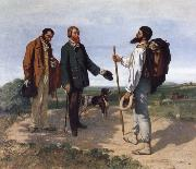 Gustave Courbet The Meeting oil painting picture wholesale