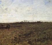 Jean Francois Millet Field with tow countrywoman oil painting reproduction
