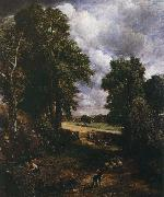 John Constable sadesfalrer oil painting reproduction